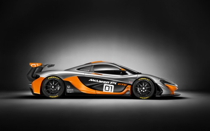 2014 mclaren p1 gtr design concept 5 wallpaper | hd car wallpapers