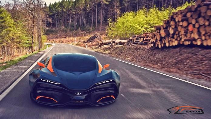2015 lada raven supercar concept wallpaper | hd car wallpapers | id
