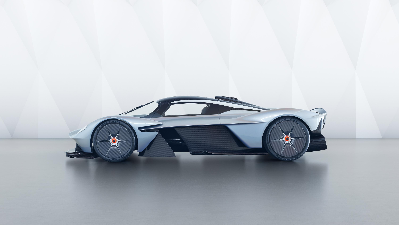 2018 Aston Martin Valkyrie 3 Wallpaper HD Car Wallpapers