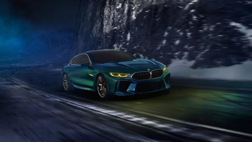 Bmw Concept M Gran Coupe K  Wallpaper Hd Car Wallpapers