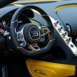 2018 Bugatti Chiron Yellow And Black Interior Wallpaper Hd Car Wallpapers Id 8852