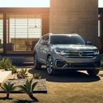 2020 Volkswagen Atlas Cross Sport R Line 4k Wallpaper Hd Car Wallpapers Id 13464