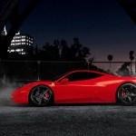 Forgestar Ferrari 458 Italia Wallpaper Hd Car Wallpapers Id 2855