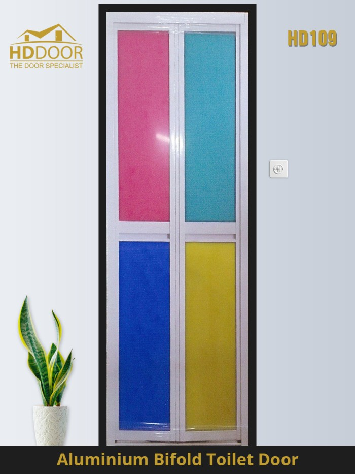 HD109 cheapest toilet door