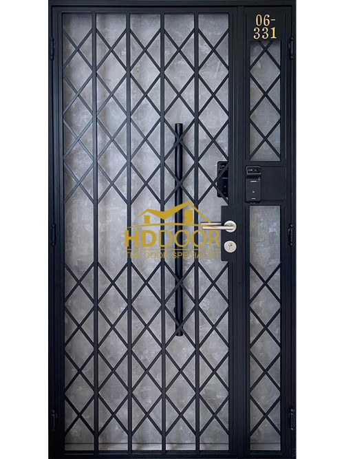 HD-515 Metal Gate Singapore
