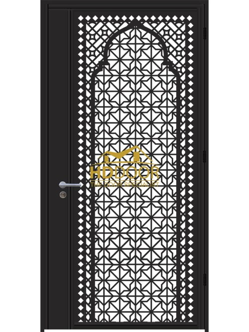 3D Laser Cut Gate Design HDL26