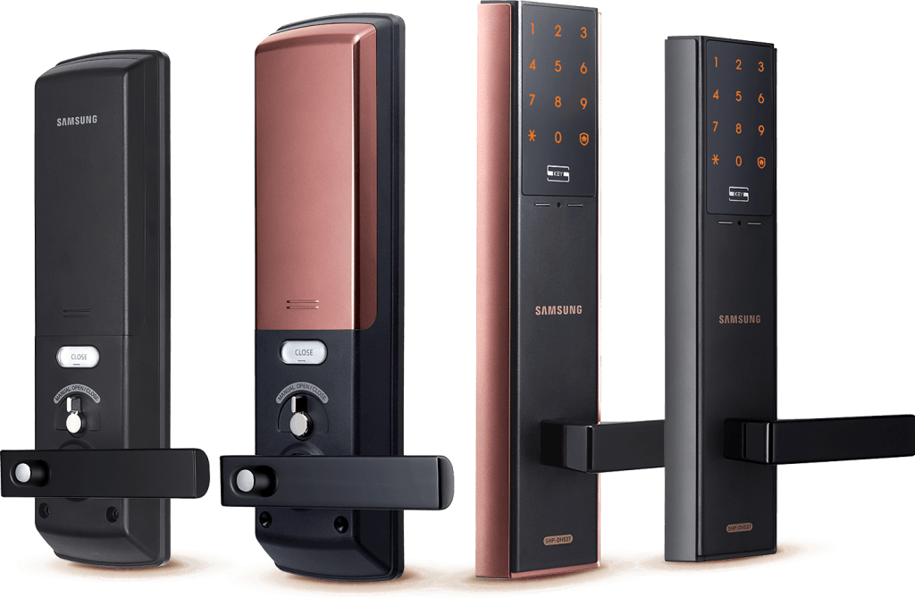 Samsung SHP-DH537 Digital Lock Singapore