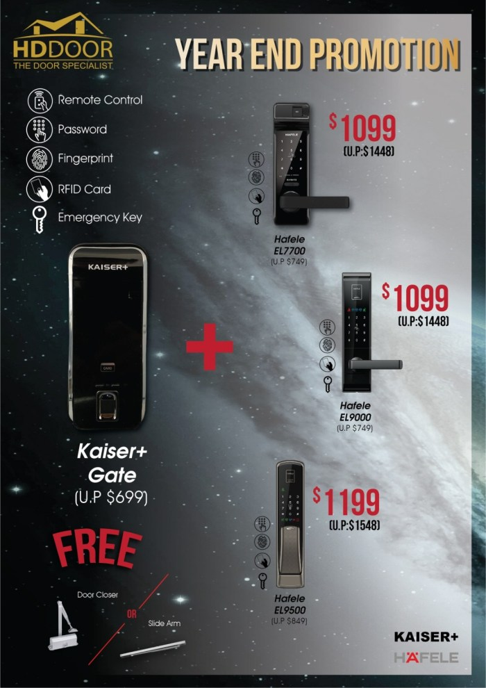 year end sales event singapore digitallock