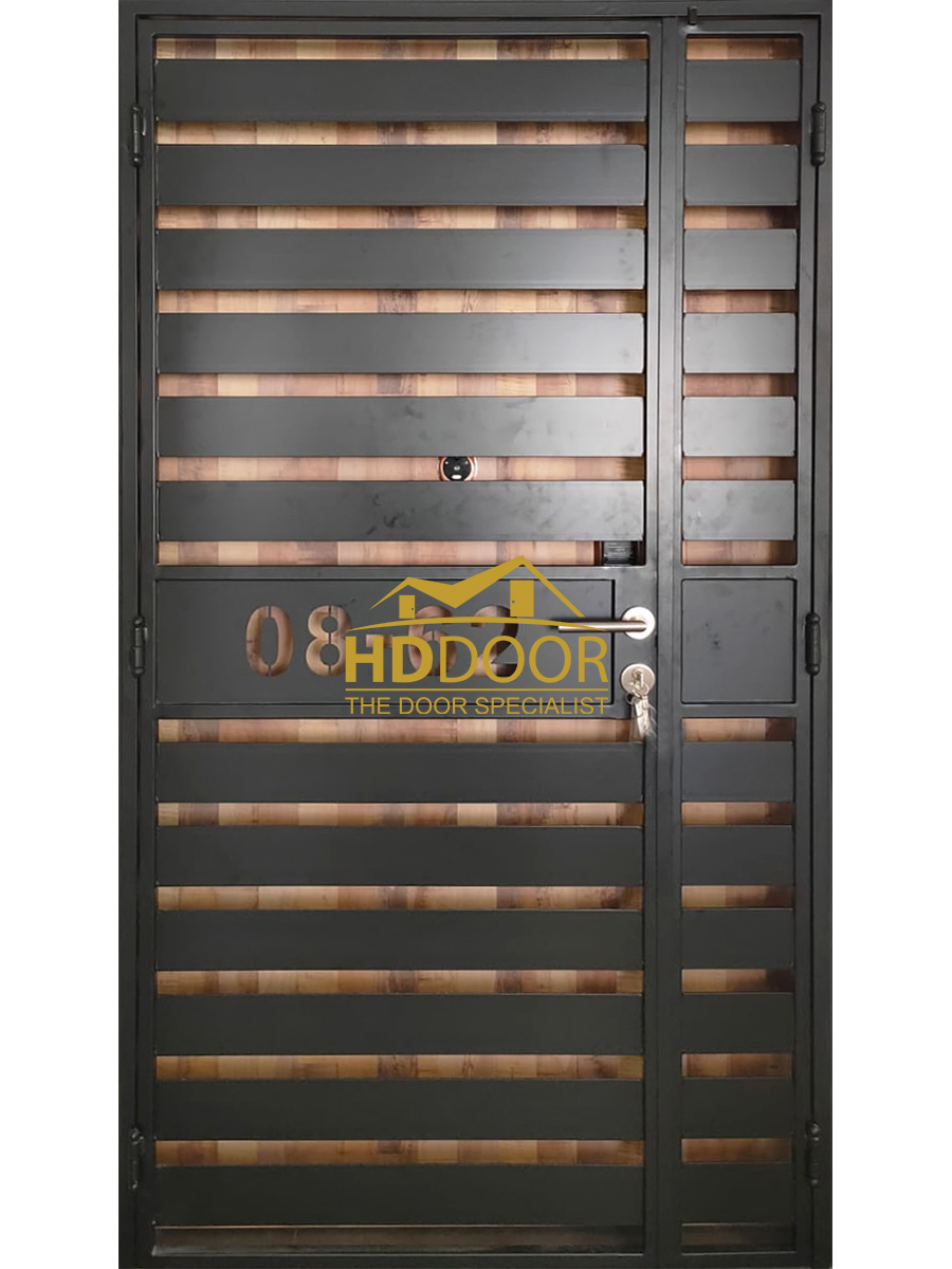 HD-562 Mild Steel Gate Singapore