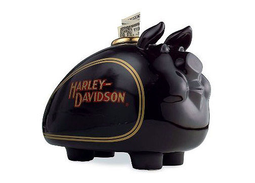 H-D Hog Bank