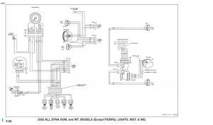 98 superglide wiring issue  Harley Davidson Forums