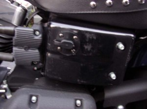 Battery tender pigtailwhere do you put it?  Harley Davidson Forums