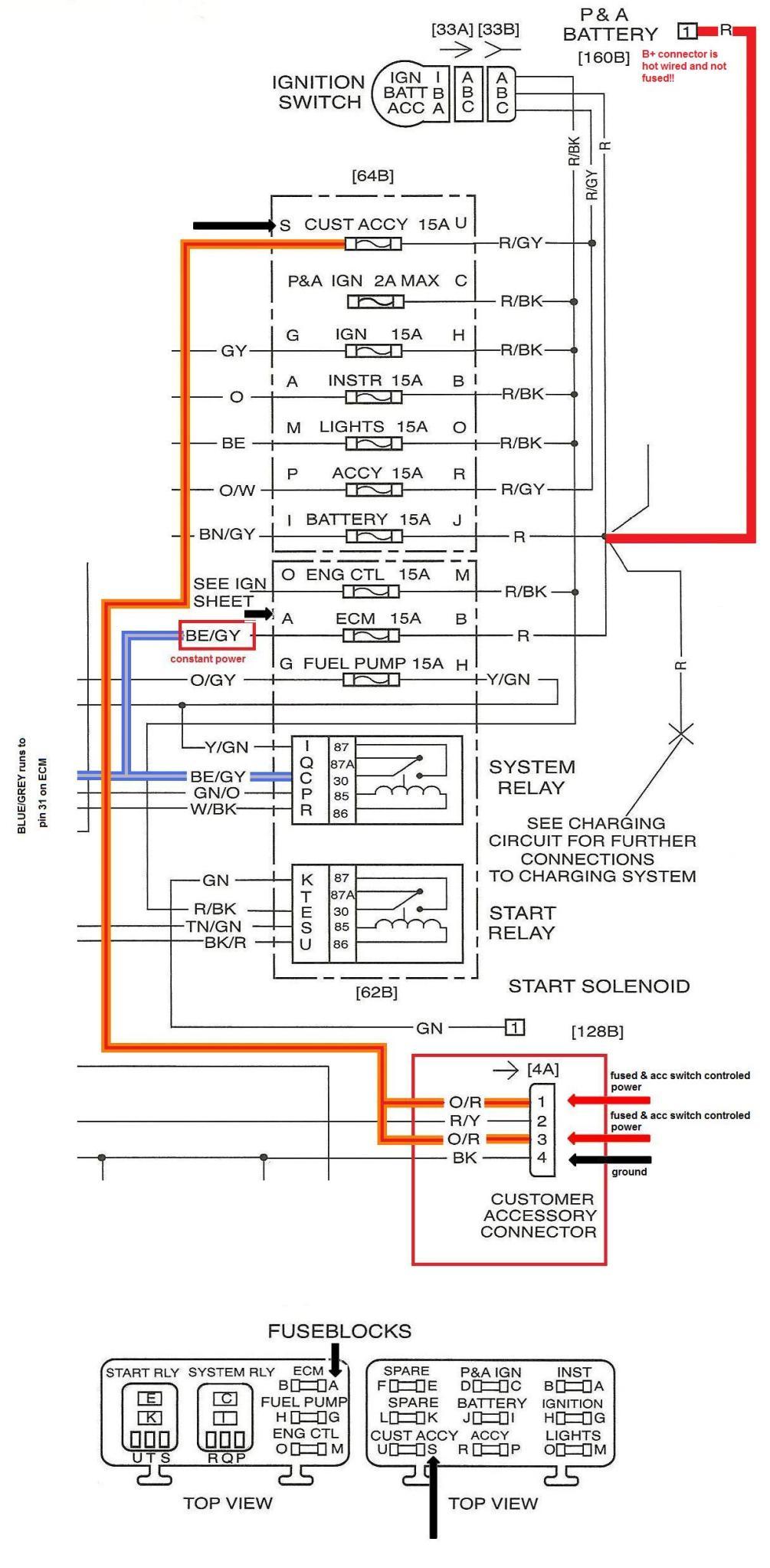 Harley Davidson Stereo Wiring Diagram  Somurich
