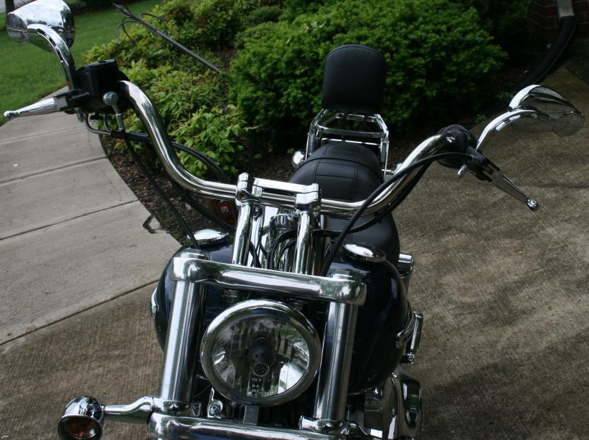 10 Inch Motorcycle Handlebar Pull Back Risers