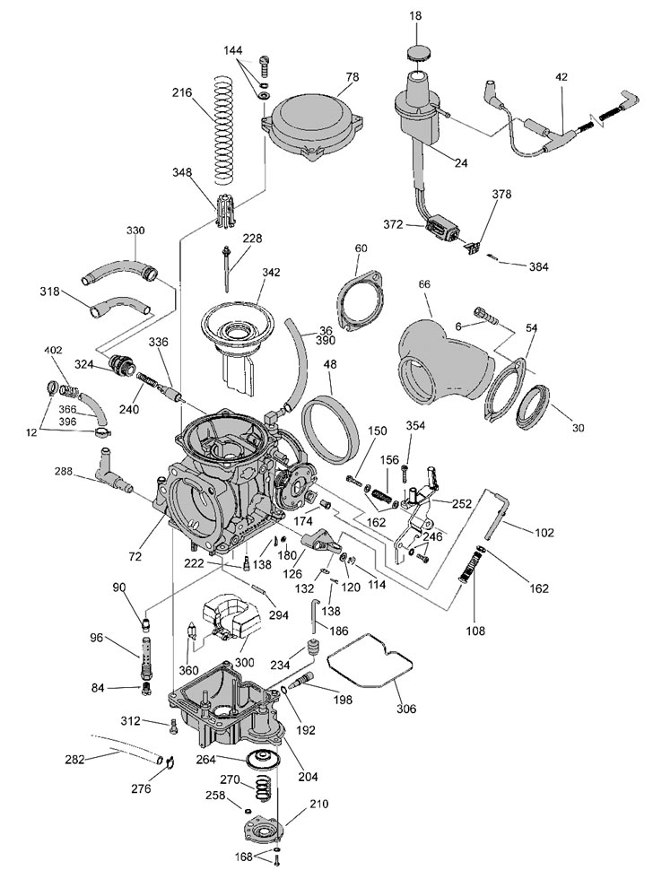 Valve Location Idle Air Control 4 150 2004 V6 2 Liter F Ford