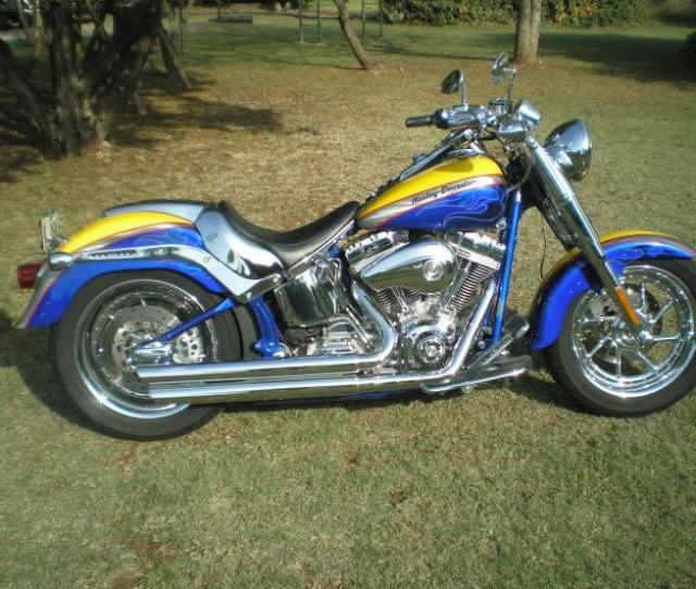 2006 Harley Davidson Flstfse2 Screamin Eagle Fat Boy P1010595 1 Jpg