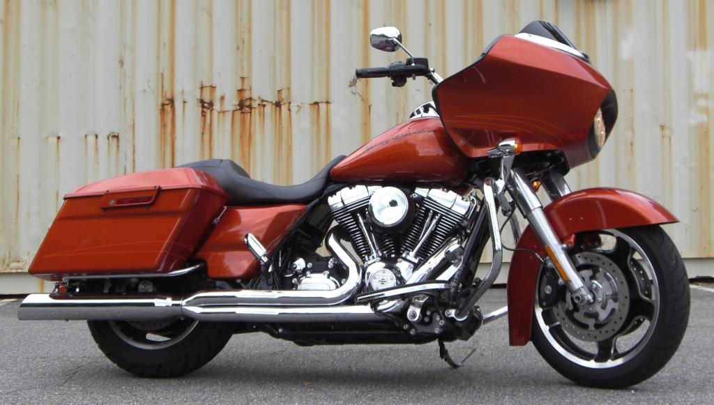Hawg Wired Road Glide