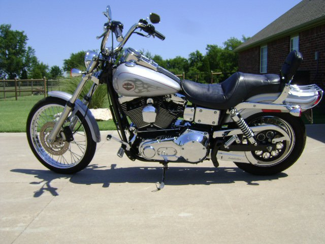 Hd Dyna Wide Glide 2002
