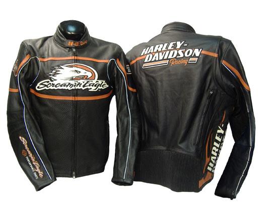 Men S Harley Davidson Screamin Eagle Leather Jacket Racewayharley Davidsonleatherjacketscreamineagle98226 06vm Jpg