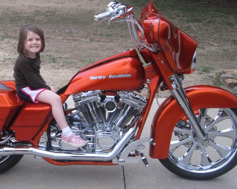 Harley Custom Glide Ultra
