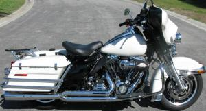 2 into 1 Exhaust Change  Harley Davidson Forums