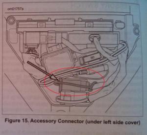 Installing a Garage Door Transmitter in a 2014 Ultra Limited  Page 3  Harley Davidson Forums