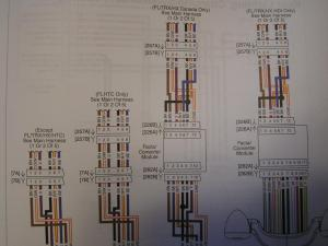 2010 to 2013 FLHX wiring diagram  Harley Davidson Forums