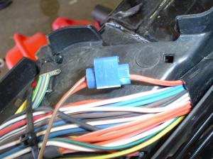 Wiring for RoadKing fairing  Page 2  Harley Davidson Forums