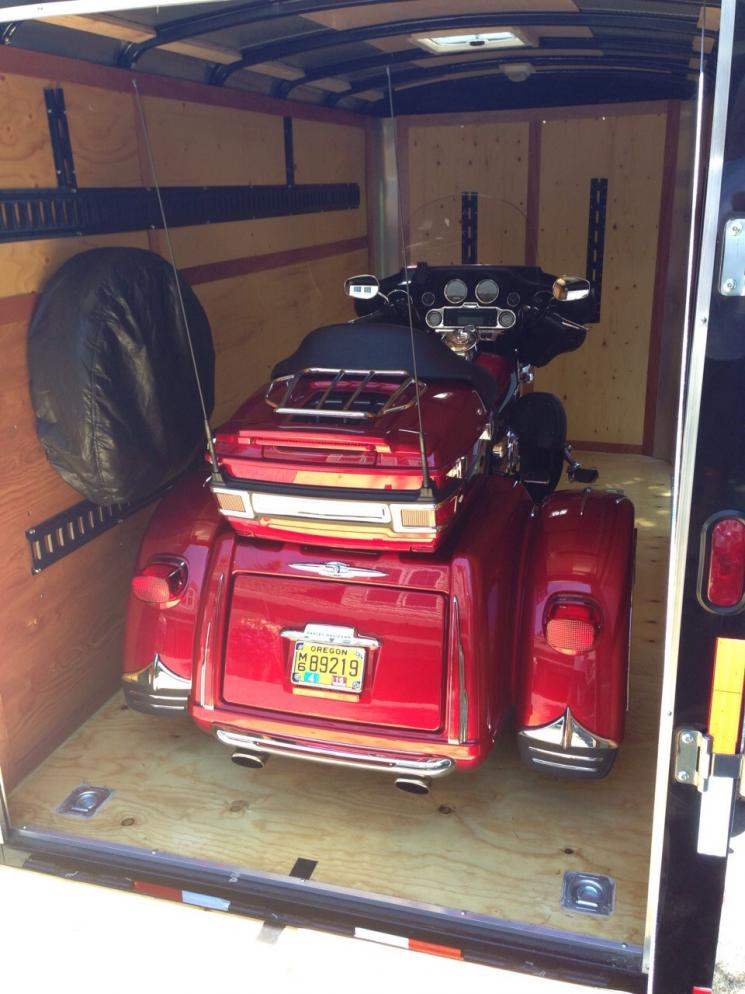 Trailer To Haul Trike What Do You Pull Trailer With Page