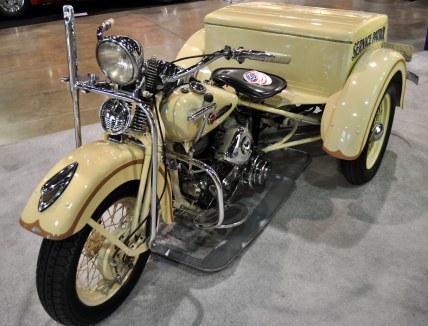 1947 Harley Servi-Car