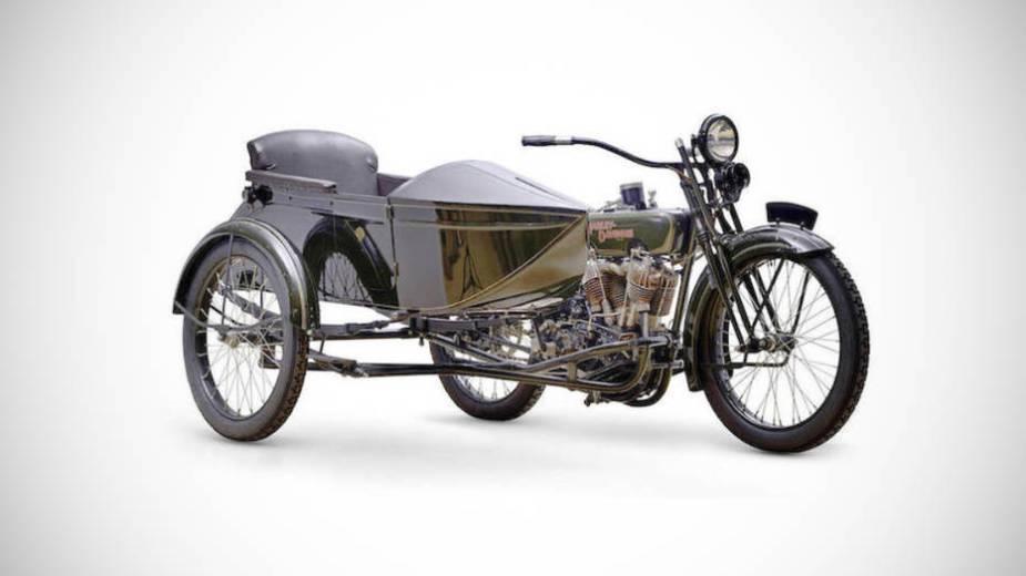 1922 Harley sidecar