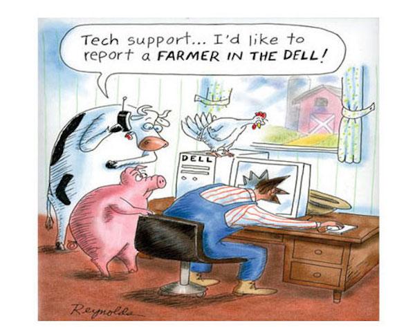 Friday Funnies Farm Wife Logic Harley Davidson Forums
