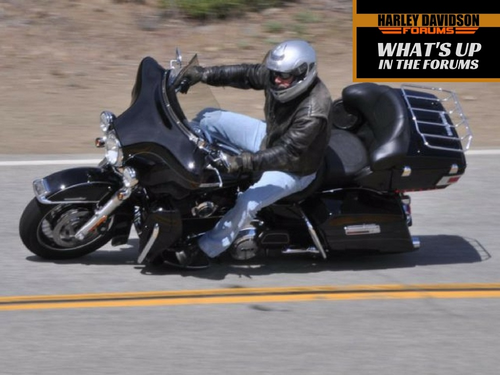 How to Carve Corners on Your Harley Like a Boss - Harley