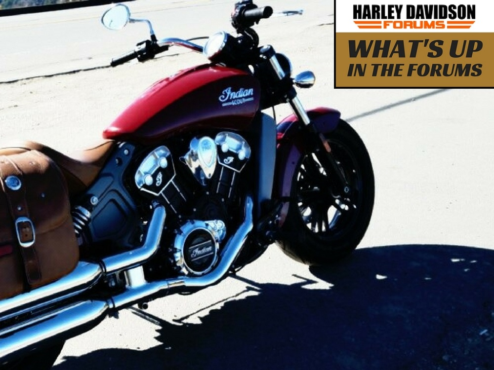 Indian Motorcycles Reportedly Causing Owners Big Headaches - Harley