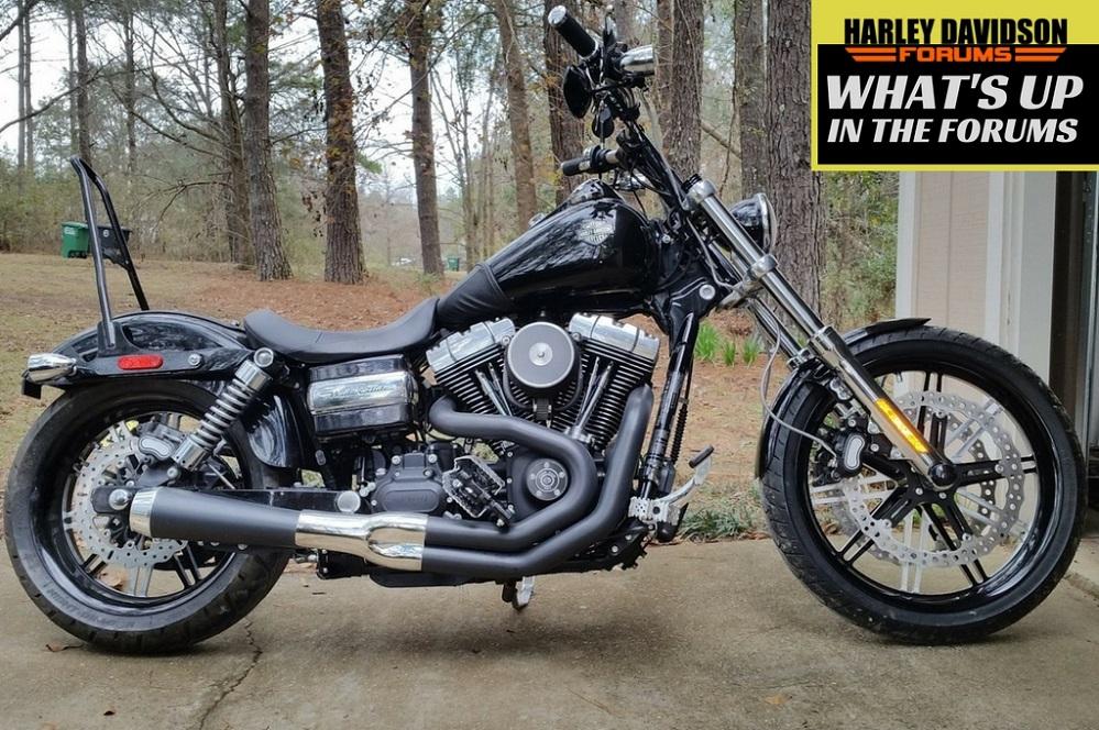 Choosing the Right Harley-Davidson Dyna - Harley Davidson Forums