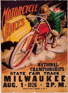 1928 HD race poster