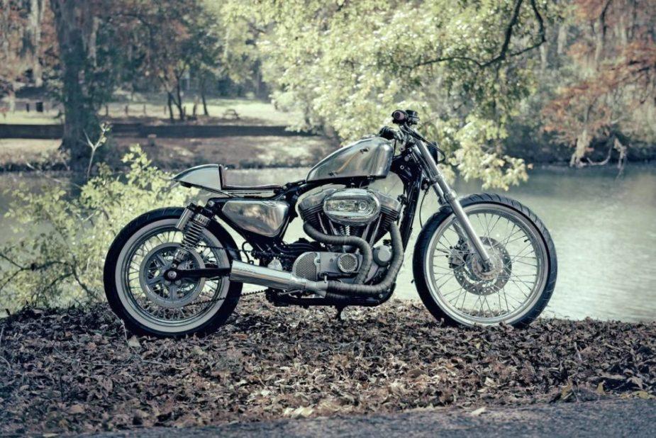 2006 Harley-Davidson Sportster Cafe Racer