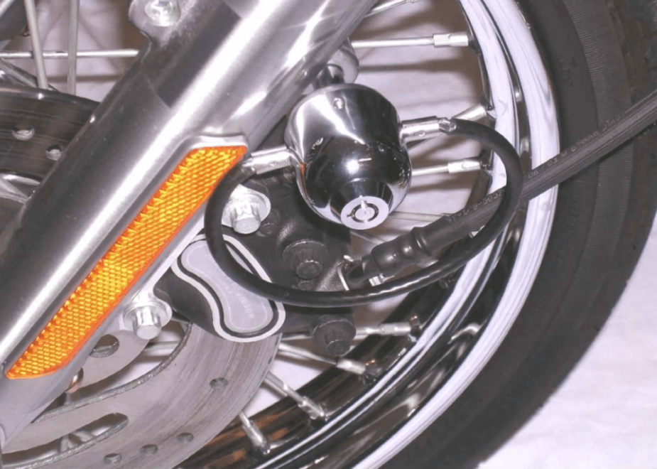 Why You Need a Helmet Lock