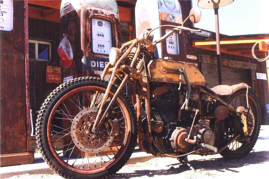 1996 Harley Sportster Barrett-Jackson