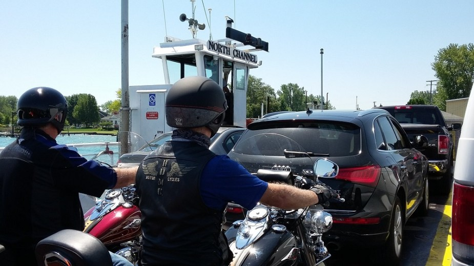 Harley Road Trips