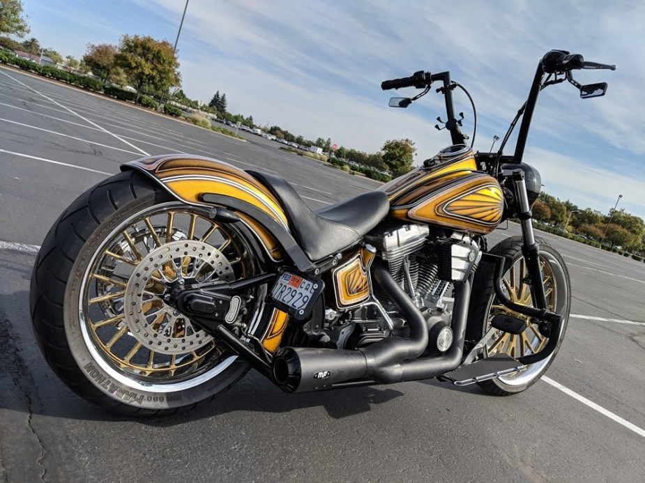 Harley Softail FXSTI