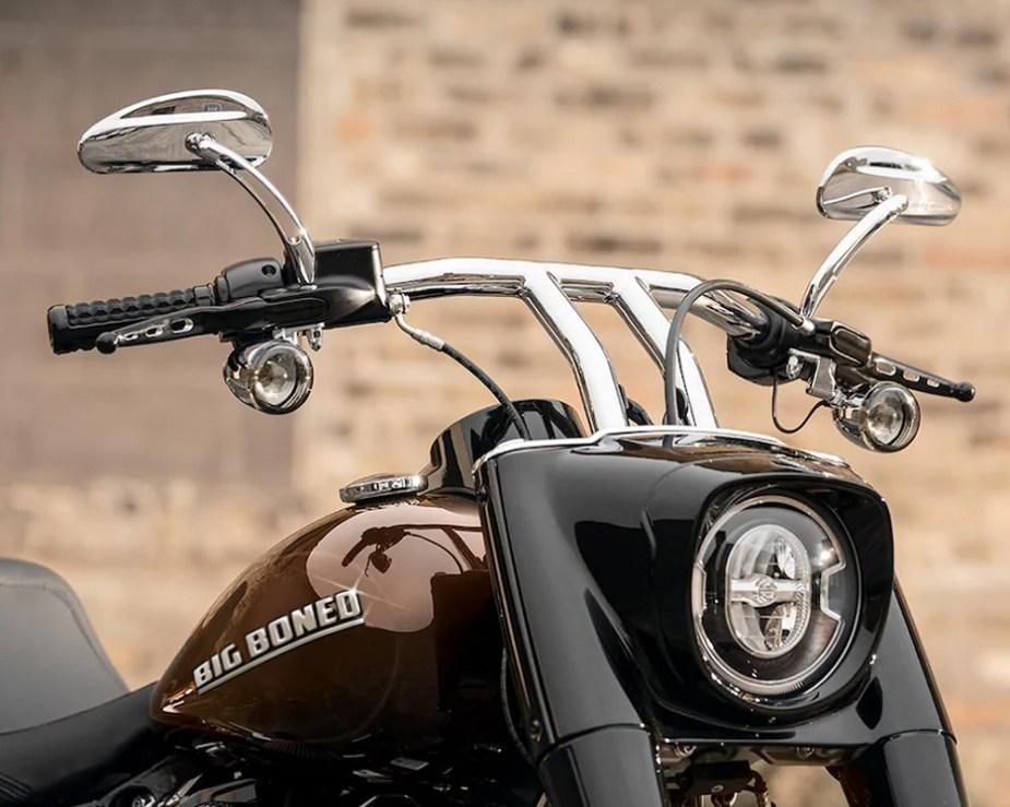 Harley-Davidson Big Boned