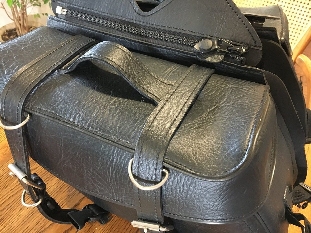 Hot Finds from the H-D Forums: Tour Master Saddlebags