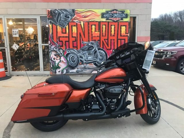 Gengras Harley-Davidson + 2019 Harley-Davidson FLHXS