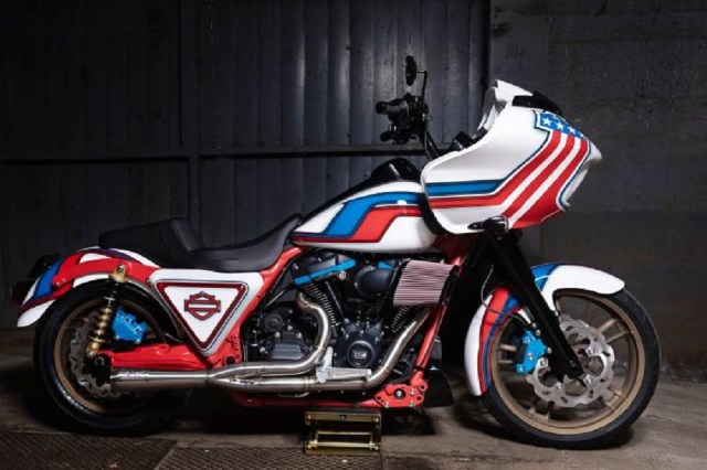 Yankee Harley-Davidson + Bristol Technical Education Center