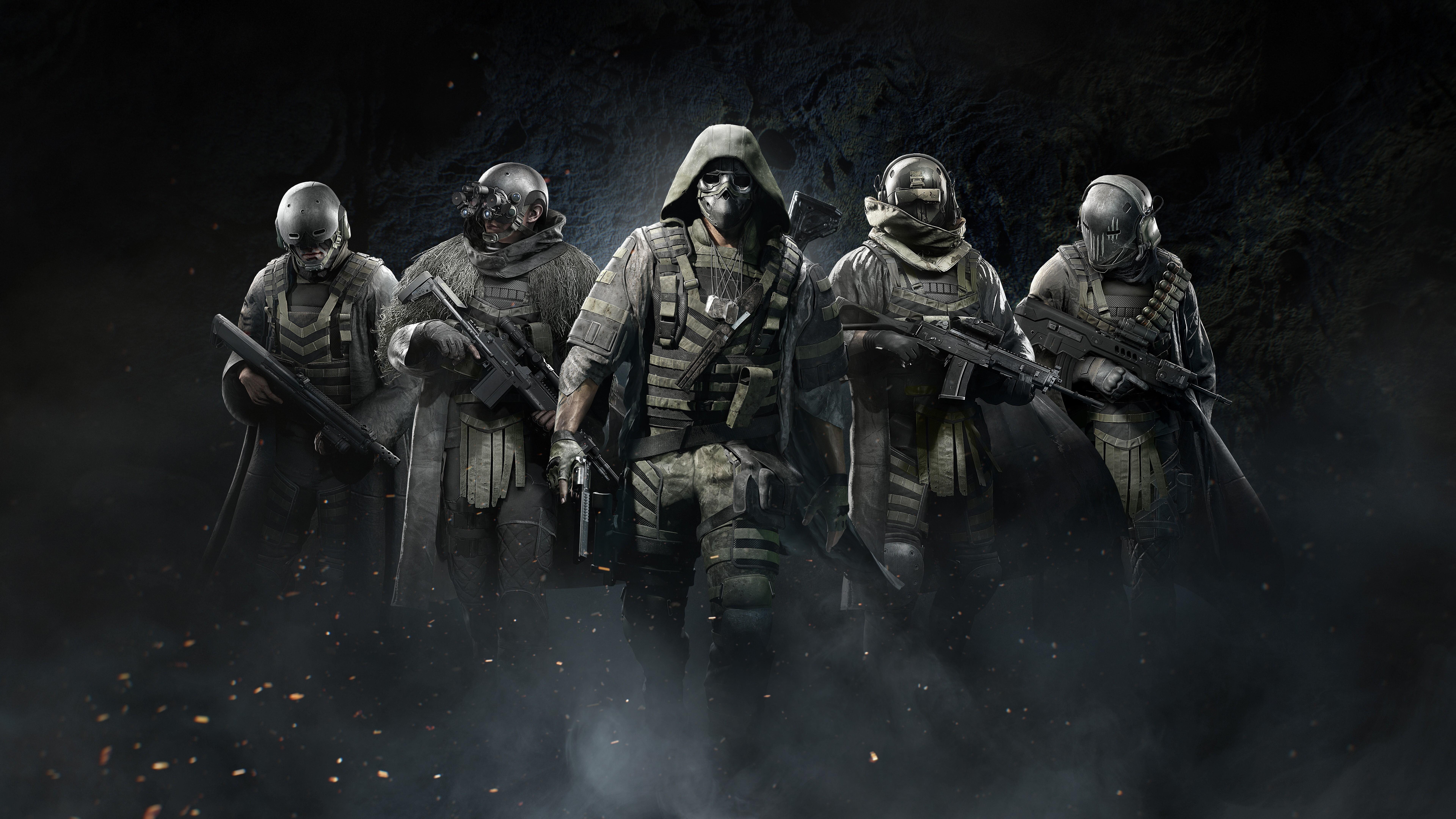 Tom Clancys Ghost Recon Breakpoint 8k Game Desktop Wallpaper Hd Wallpapers