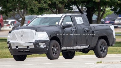 Photo of SPIED: Multiple Ram Heavy Dutys Caught Testing: