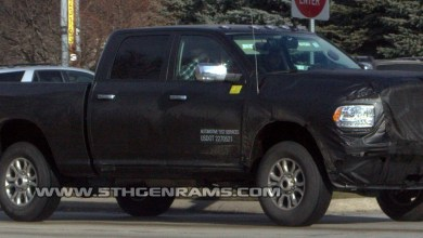 Photo of SPIED: 2019 Ram Heavy Duty Caught Testing: