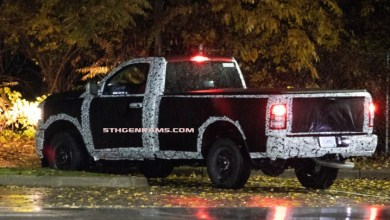 Photo of CAUGHT: 2019 Ram Heavy Duty Sheds Some Of It's Camouflage: