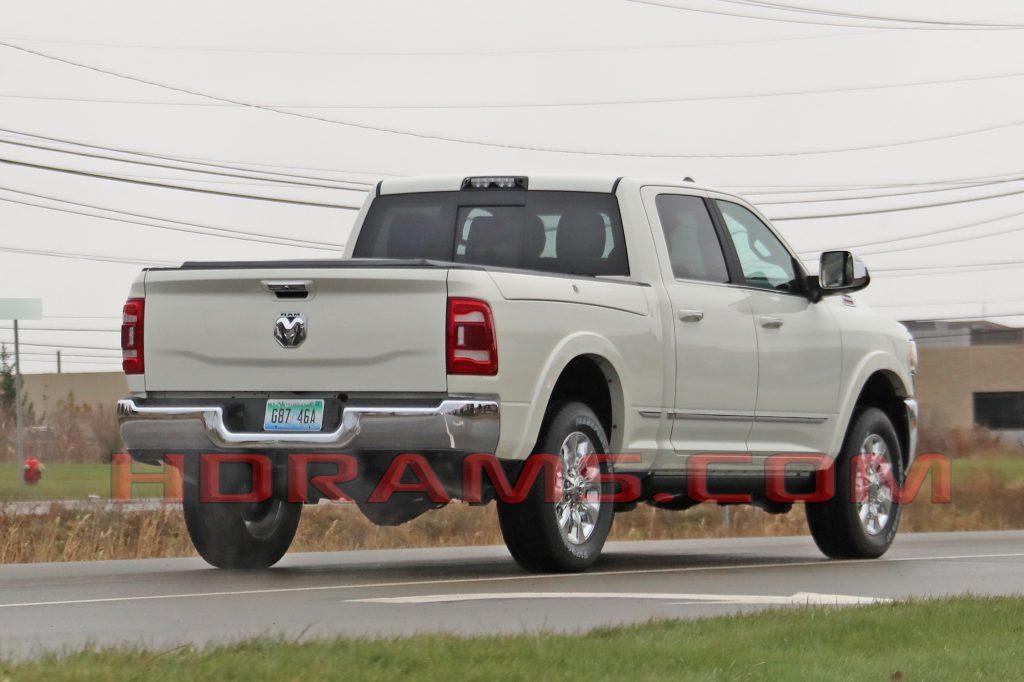 2019 Ram 2500 Limited VS 2020 Chevrolet Silverado 2500HD ...